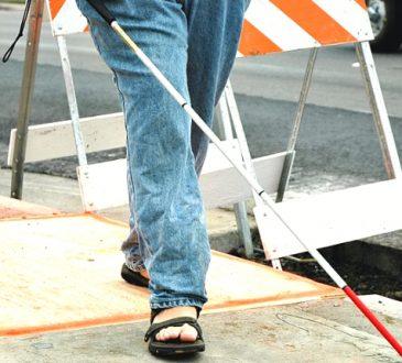 Eliminazione delle Barriere Architettoniche per non vedenti e ipovedenti