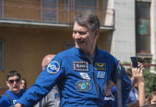 Al Politecnico di Torino Laurea ad Honorem all'astronauta Paolo Nespoli