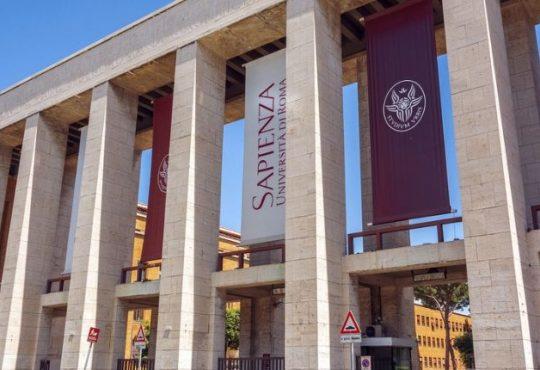 La Sapienza primo Ateneo italiano nella classifica mondiale Arwu
