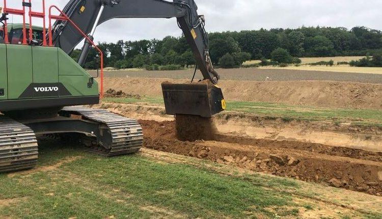 Ottime notizie per le imprese specializzate in scavi e canalizzazioni