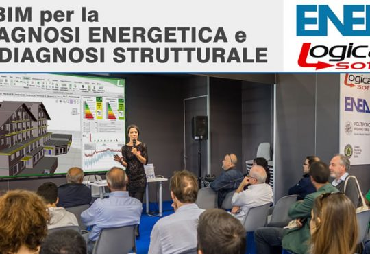 BIM e Logical Soft al Digital&BIM: Bologna 21 -22 Novembre