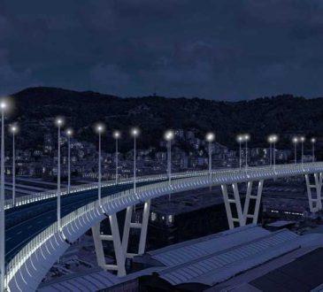 Una cerimonia dall'elevato valore simbolico, perché ha unito il ricordo della tragedia del 14 agosto 2018, quando 43 persone persero la vita per il crollo del ponte Morandi