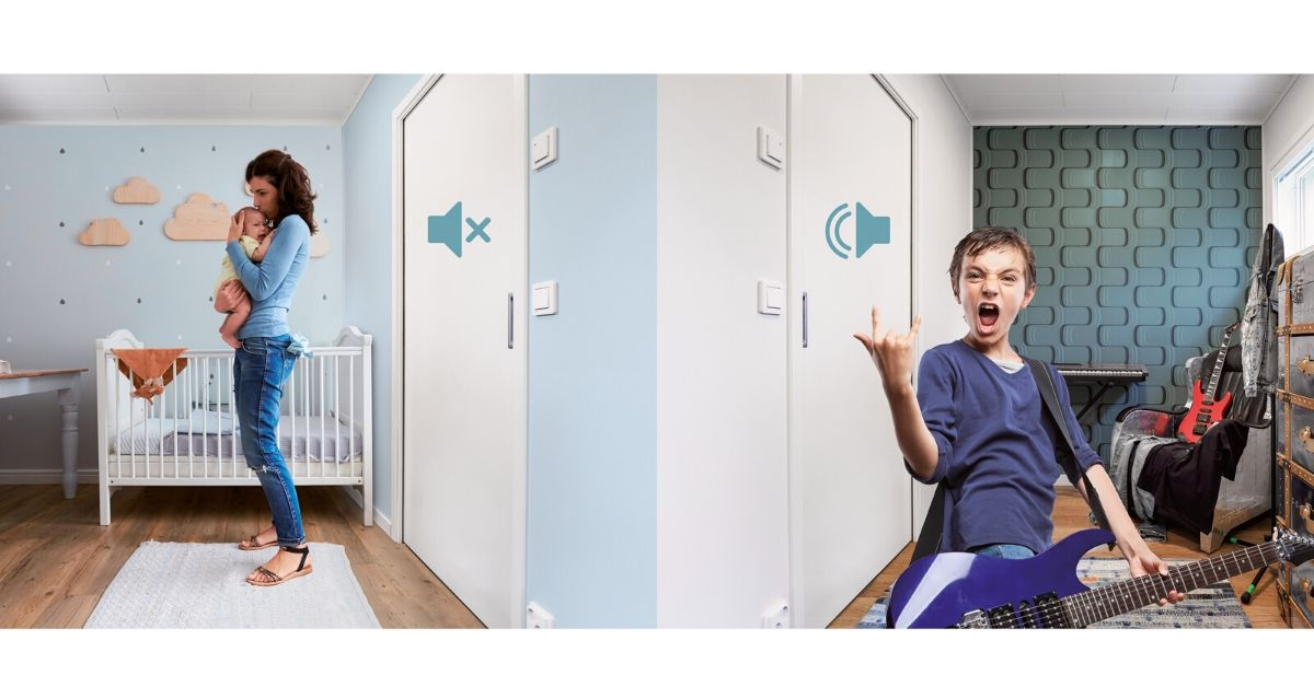 Eclisse Acoustic – il Kit acustico per fare spazio al silenzio