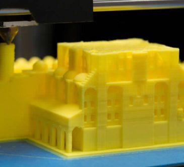 Completato (in 3 settimane) il più grande edificio stampato in 3D al mondo