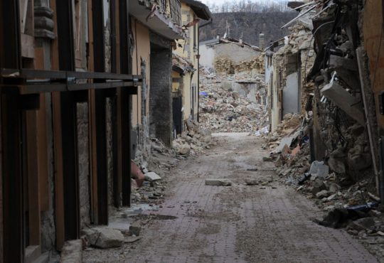 Terremoto Centro Italia: coinvolgere la popolazione nella ricostruzione