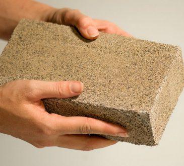 Mattoni e materiali da costruzione viventi grazie ai batteri