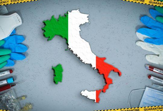 Contagi da Coronavirus in Italia? Modello predittivo da Ingegneri Polito